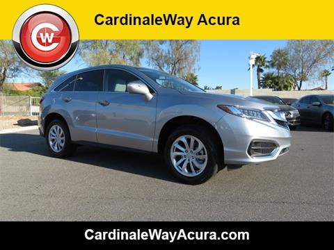 2018 Acura RDX for sale in Las Vegas, NV
