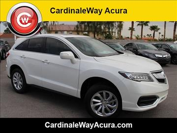 2017 Acura RDX for sale in Las Vegas, NV