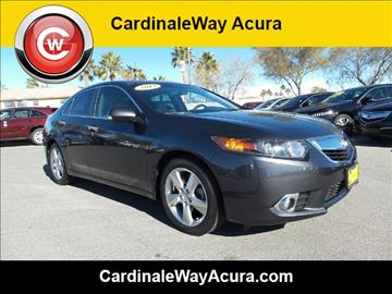 2013 Acura TSX for sale in Las Vegas, NV