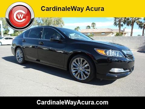 2017 Acura RLX for sale in Las Vegas, NV