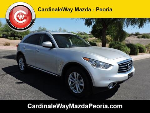 2016 Infiniti QX70 for sale in Peoria, AZ