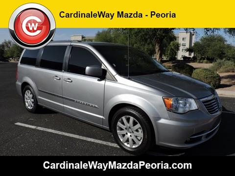 2014 Chrysler Town and Country for sale in Peoria, AZ