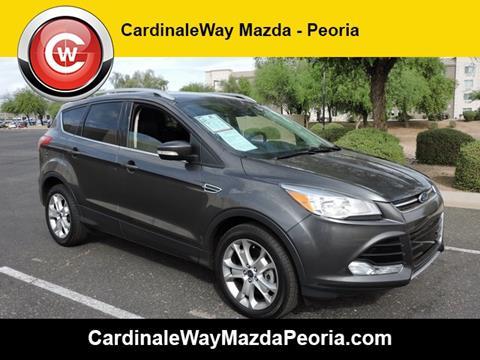 2016 Ford Escape for sale in Peoria, AZ