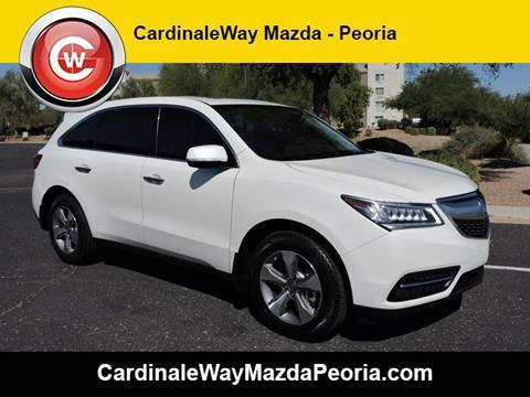 2014 Acura MDX for sale in Peoria, AZ