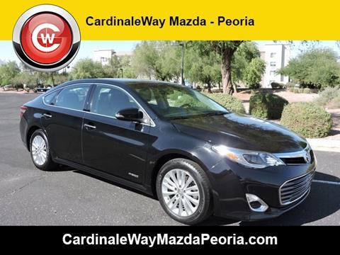 2015 Toyota Avalon Hybrid for sale in Peoria, AZ