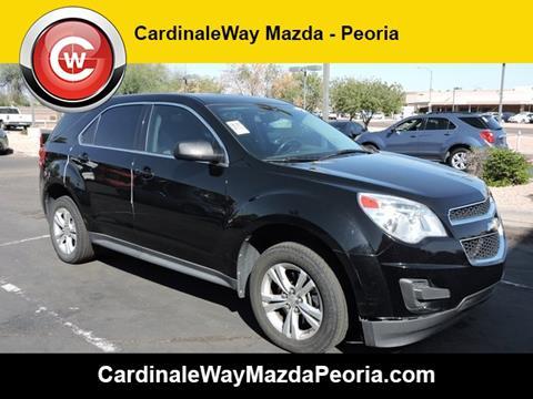 2011 Chevrolet Equinox for sale in Peoria, AZ