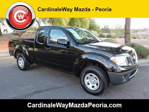 2016 Nissan Frontier for sale in Peoria, AZ