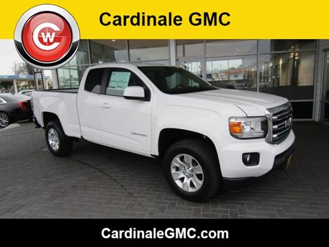 2017 GMC Canyon for sale in Seaside, CA