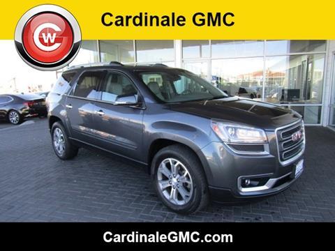 2014 GMC Acadia for sale in Seaside, CA
