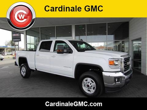 2017 GMC Sierra 2500HD for sale in Seaside, CA