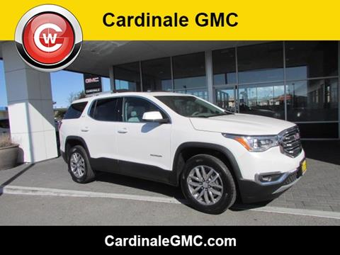 2017 GMC Acadia for sale in Seaside, CA