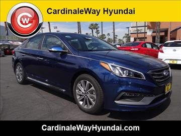 2017 Hyundai Sonata for sale in Corona, CA