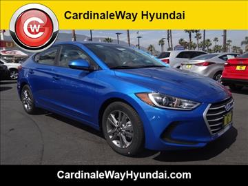 2017 Hyundai Elantra for sale in Corona, CA