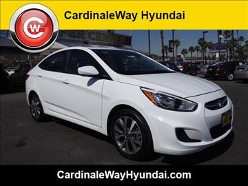 2017 Hyundai Accent for sale in Corona, CA