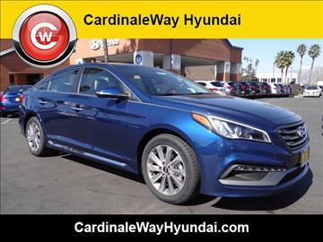 2017 Hyundai Sonata for sale in Corona, CA