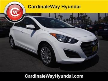 2017 Hyundai Elantra GT for sale in Corona, CA