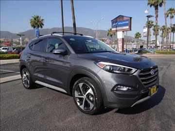 2017 Hyundai Tucson for sale in Corona, CA
