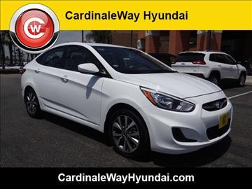 2017 Hyundai Accent for sale in Corona, CA