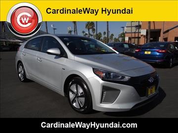 2017 Hyundai Ioniq Hybrid for sale in Corona, CA