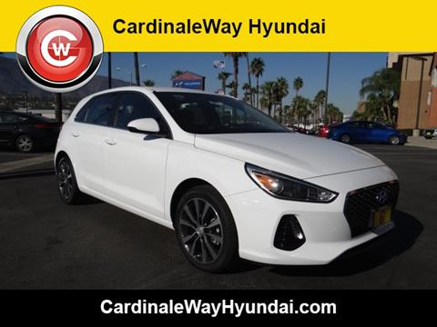 2018 Hyundai Elantra GT for sale in Corona, CA
