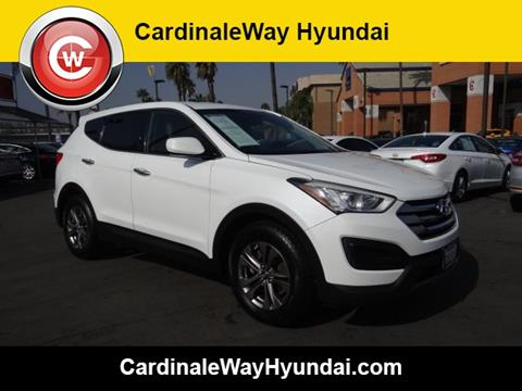 2013 Hyundai Santa Fe Sport for sale in Corona, CA