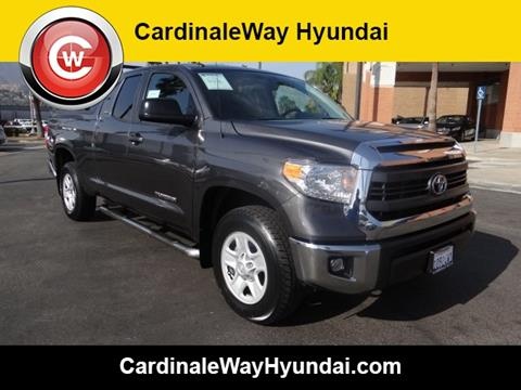 2015 Toyota Tundra for sale in Corona, CA