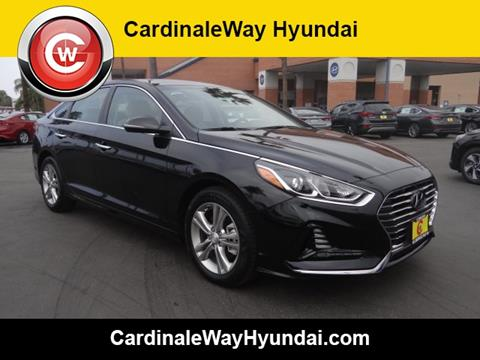 2018 Hyundai Sonata for sale in Corona, CA