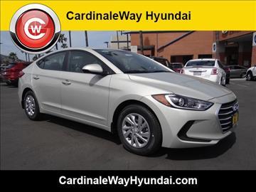 2017 Hyundai Elantra for sale in Corona, CA