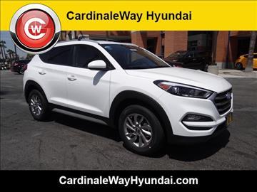 2017 Hyundai Tucson for sale in Corona, CA