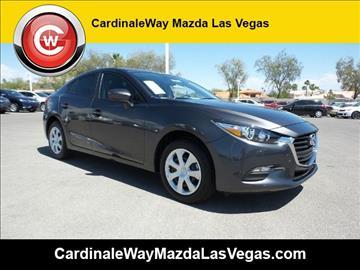 2017 Mazda MAZDA3 for sale in Las Vegas, NV