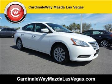 2014 Nissan Sentra for sale in Las Vegas, NV