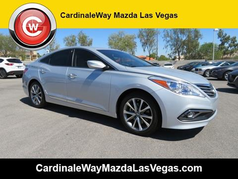2016 Hyundai Azera for sale in Las Vegas, NV