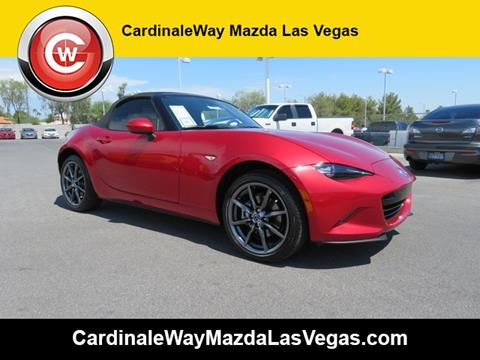 2017 Mazda MX-5 Miata for sale in Las Vegas, NV