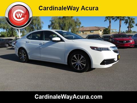 2015 Acura TLX for sale in Las Vegas, NV
