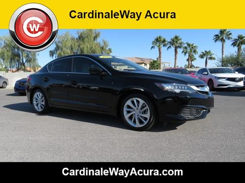 2016 Acura ILX for sale in Las Vegas, NV