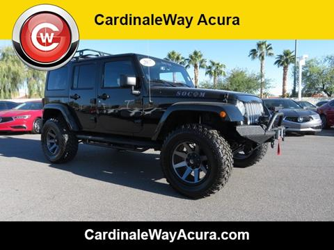 2017 Jeep Wrangler Unlimited for sale in Las Vegas, NV