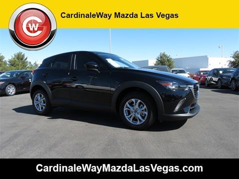 2018 Mazda CX-3 for sale in Las Vegas, NV