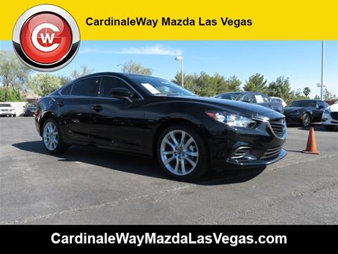 2017 Mazda MAZDA6 for sale in Las Vegas, NV