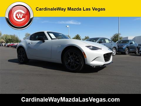 2017 Mazda MX-5 Miata RF for sale in Las Vegas, NV