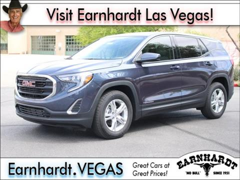 2019 GMC Terrain for sale in Las Vegas, NV