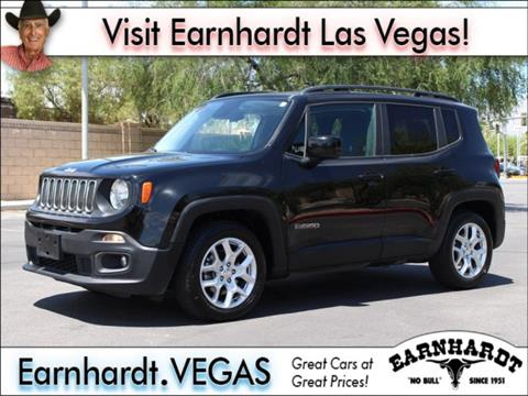 2017 Jeep Renegade for sale in Las Vegas, NV