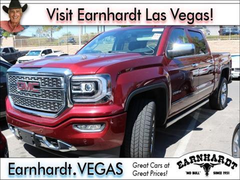 2017 GMC Sierra 1500 for sale in Las Vegas, NV