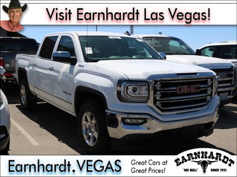 2018 GMC Sierra 1500 for sale in Las Vegas, NV