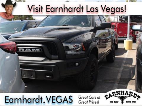 2017 RAM Ram Pickup 1500 for sale in Las Vegas, NV