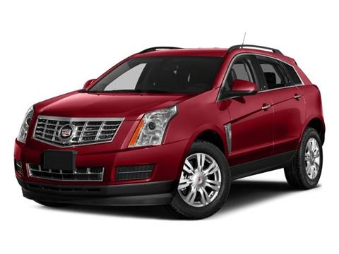 2016 Cadillac SRX for sale in Las Vegas, NV