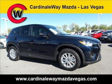 2016 Mazda CX-5 for sale in Las Vegas, NV