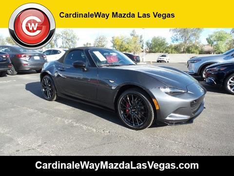 2017 Mazda MX-5 Miata for sale in Las Vegas, NV