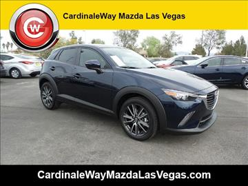 2017 Mazda CX-3 for sale in Las Vegas, NV