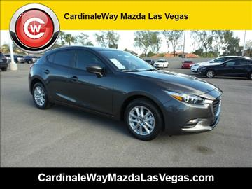 2017 Mazda MAZDA3 for sale in Las Vegas, NV