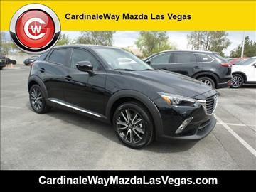 2016 Mazda CX-3 for sale in Las Vegas, NV